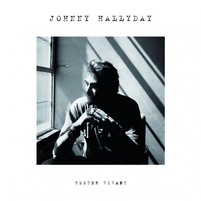 Rester vivant, Johnny Hallyday, Warner. 15,99 €.
