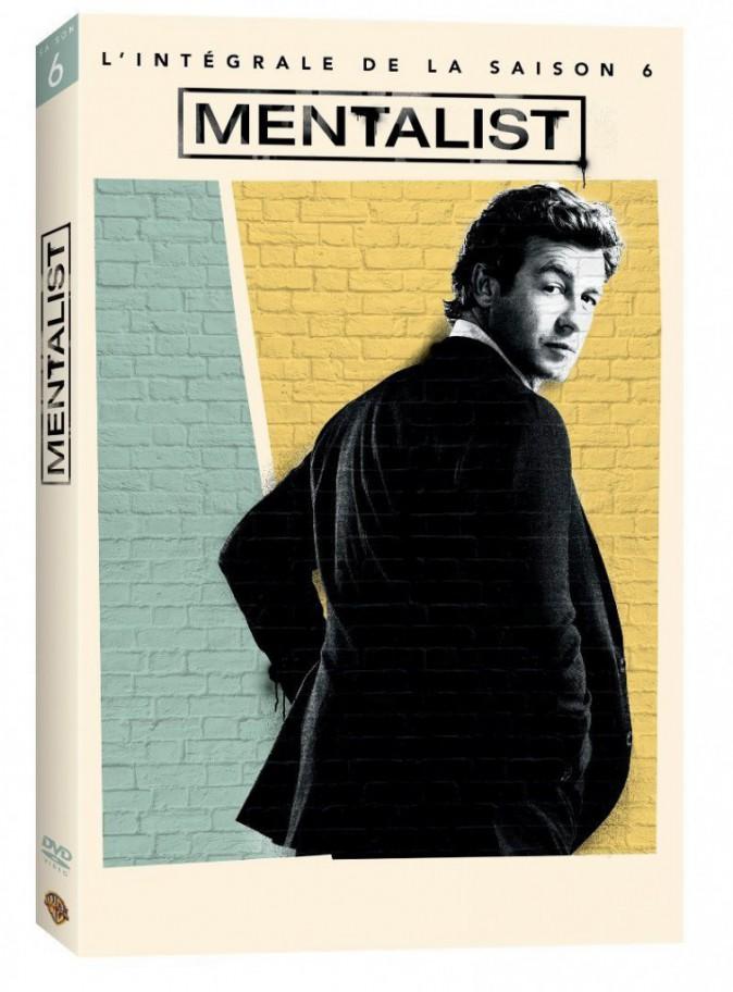 Mentalist, saison 6, Warner. 39,99 €.