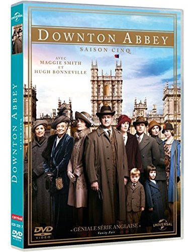 Downton Abbey saison 5, Universal. 24,99 €.
