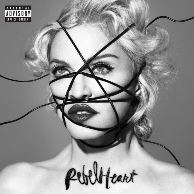 Rebel Heart, Madonna, Polydor. 17,99 €.