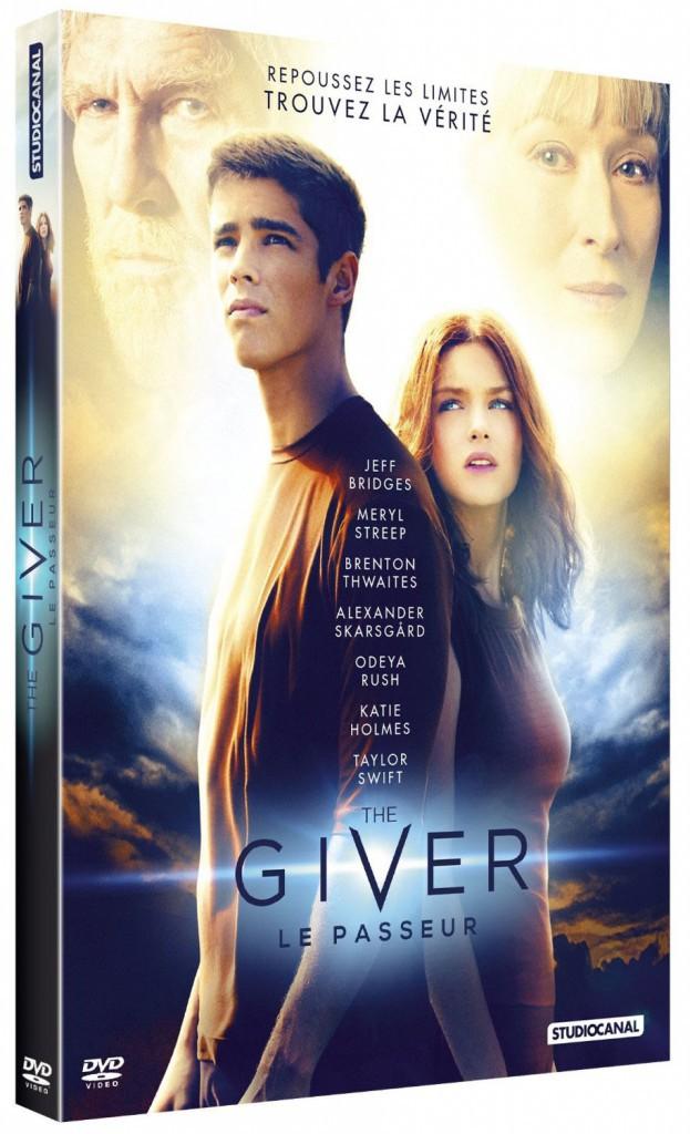 The Giver, de Phillip Noyce, Studiocanal. 15,99 €.