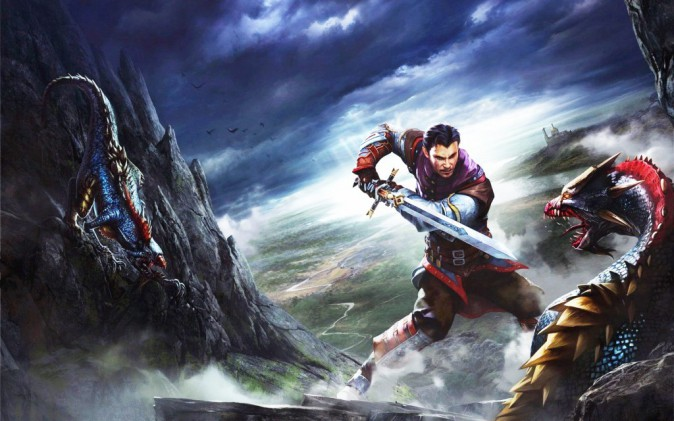 Risen 3 : Titan Lords – Enhanced Edition sur PS4, Koch Media. 39,90 €.