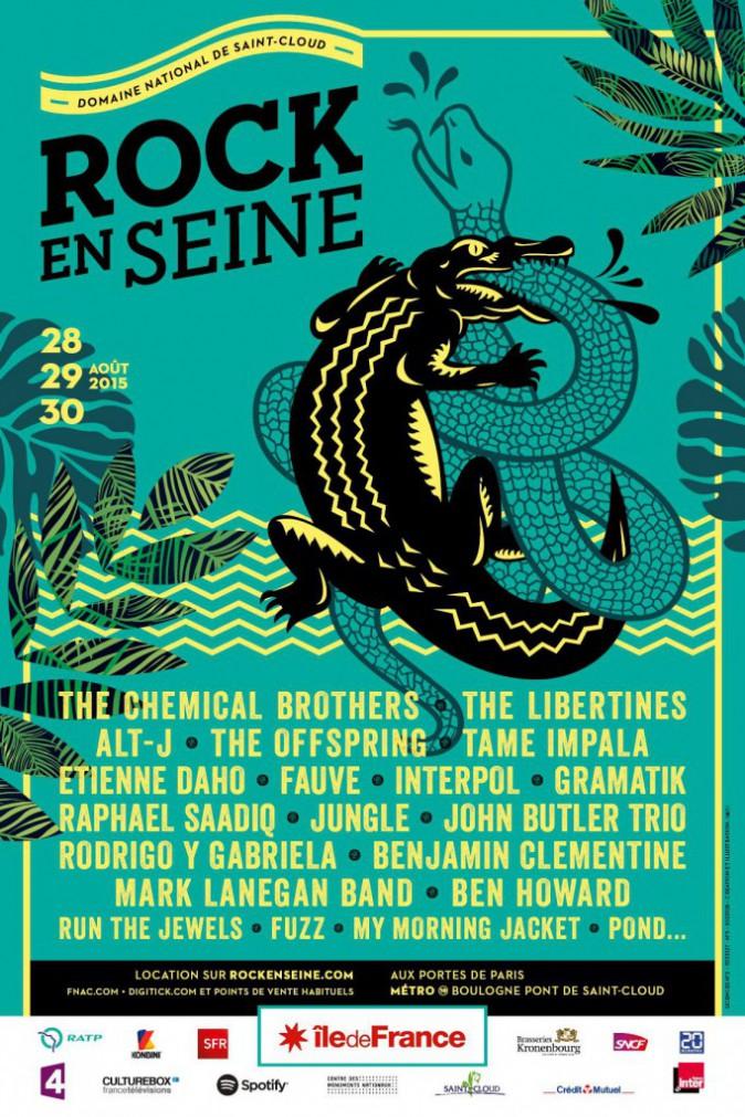 Rock en Seine, du 28 au 30 août, domaine de Saint-Cloud, 92210 Saint-Cloud. Dès 49 € le pass 1 jour, sur fnacspectacles.com