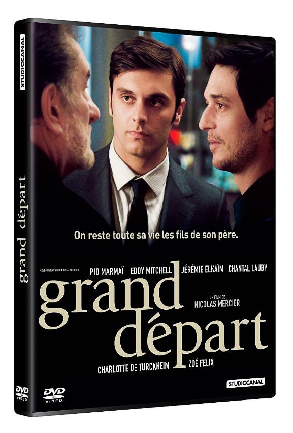 Grand Départ Studio Canal. 19,99 €.