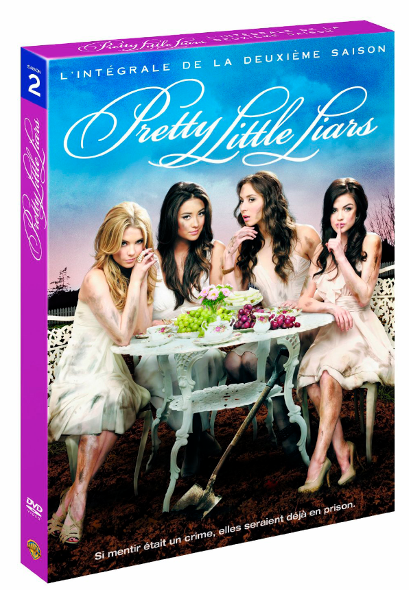 Pretty Little Liars saison 2, Warner, 39,99 €.