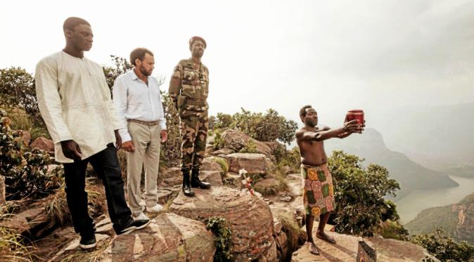 Le crocodile du Botswanga de Fabrice Éboué et Lionel Steketee avec Thomas Ngijol et Fabrice Éboué (1h30)