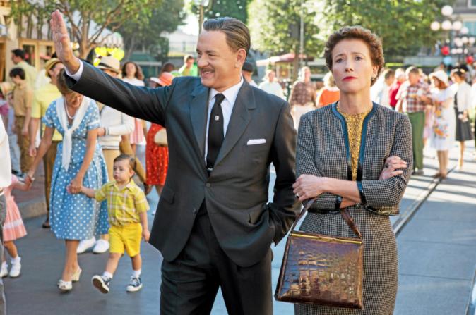 Dans l'ombre de Mary – La Promesse de Walt Disney de John Lee Hancock avec Emma Thompson, Tom Hanks et Paul Giamatti (2h05)