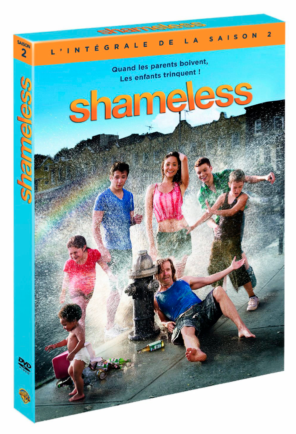 Shameless saison 2 Warner. 29,99 €.