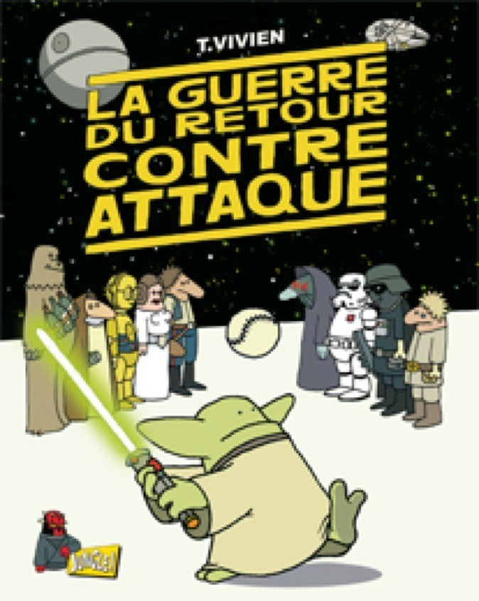 La guerre du retour contre-attaque, de Thierry Vivien, Jungle, 15€