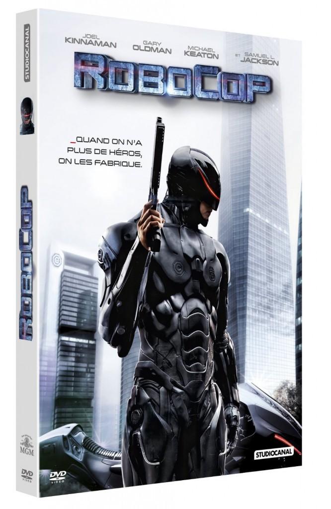 RoboCop Studiocanal. 19,99 €.