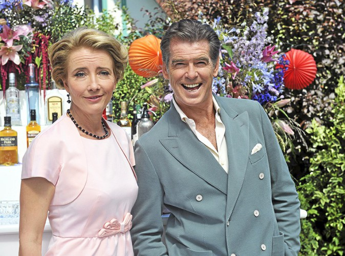 Duo d'escrocs de Joel Hopkins avec Emma Thompson et Pierce Brosnan (1h34)