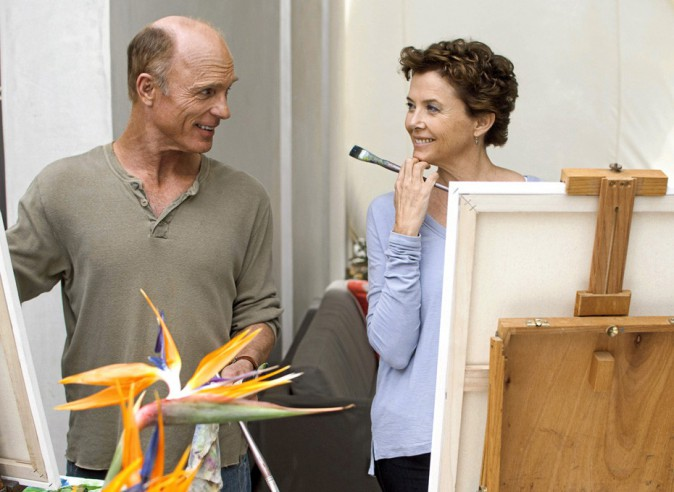 The Face of Love d'Arie Posin avec Annette Bening et Ed Harris (1h32)