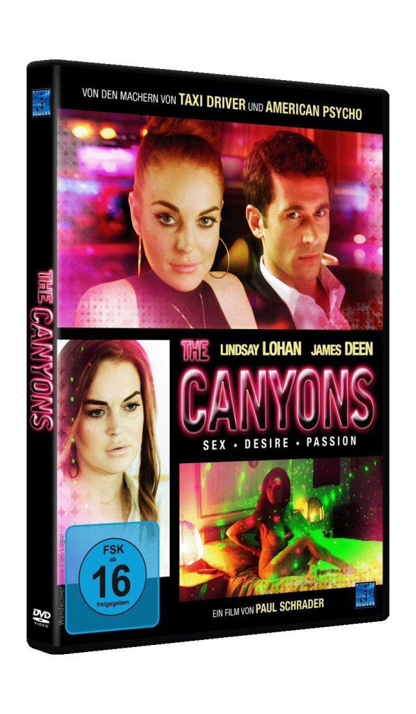 The Canyons Pathé. 19,99 €.