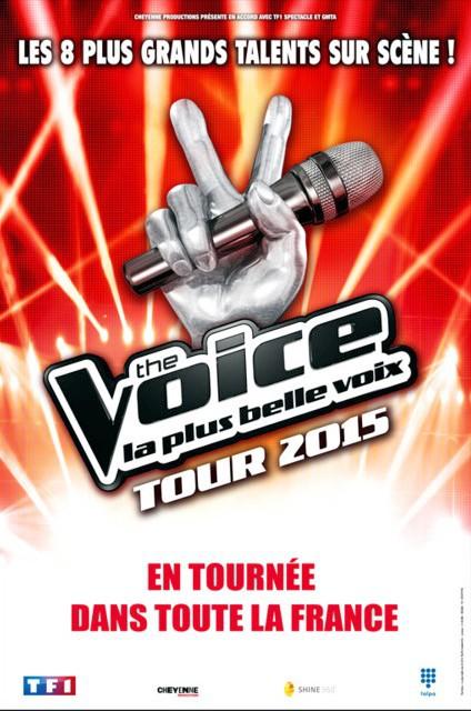 The Voice Tour dès 35 €, dates et infos sur fnacspectacles.com
