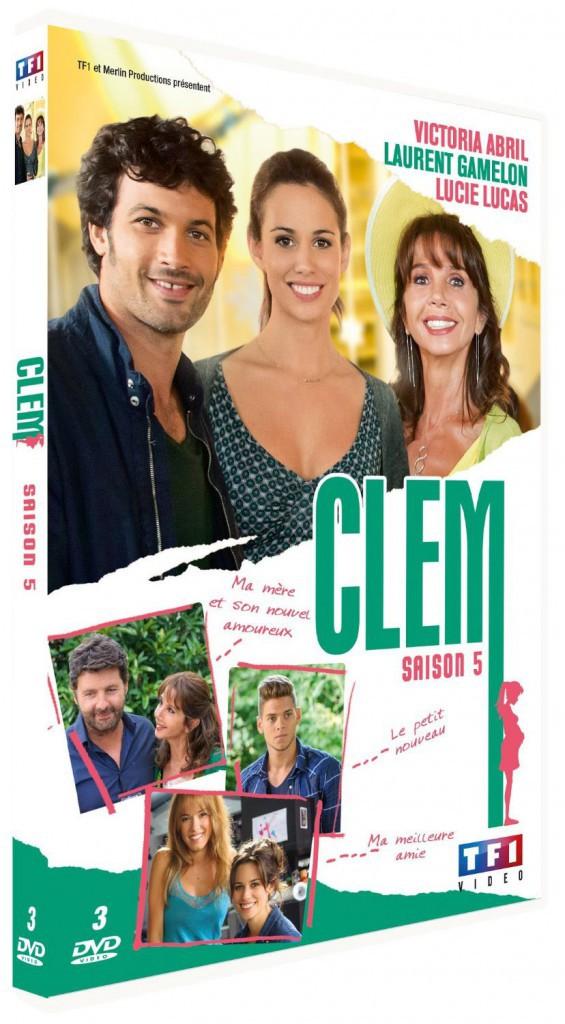 Clem, Saison 5. TF1 vidéo. 20,90 €.