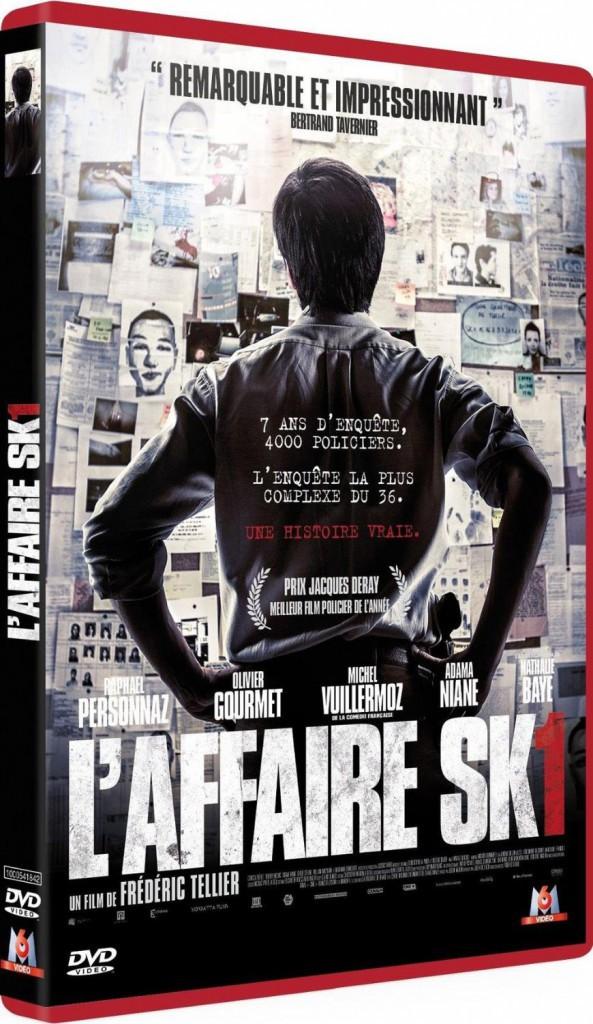 L'Affaire SK1, avec Raphaël Personnaz et Nathalie Baye. M6 Interactions. 19,99 €.