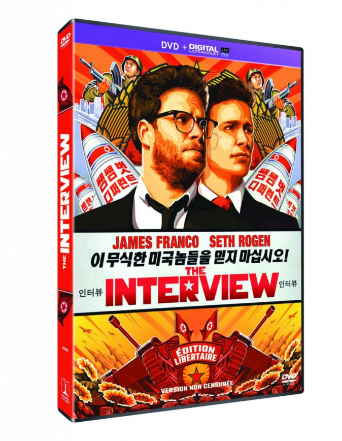 The Interview, Sony. 14,99 €.