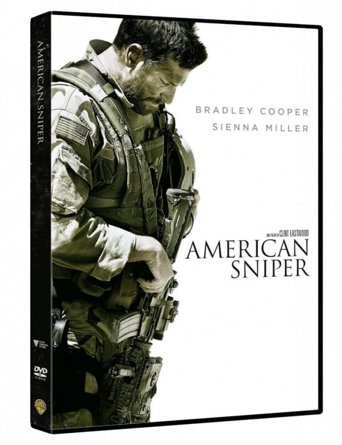 American Sniper, de Clint Eastwood, Warner. 19,99 €.