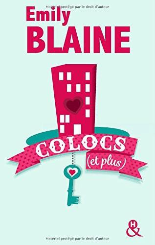 Colocs (et plus), Emily Blaine, &H, 12,90€