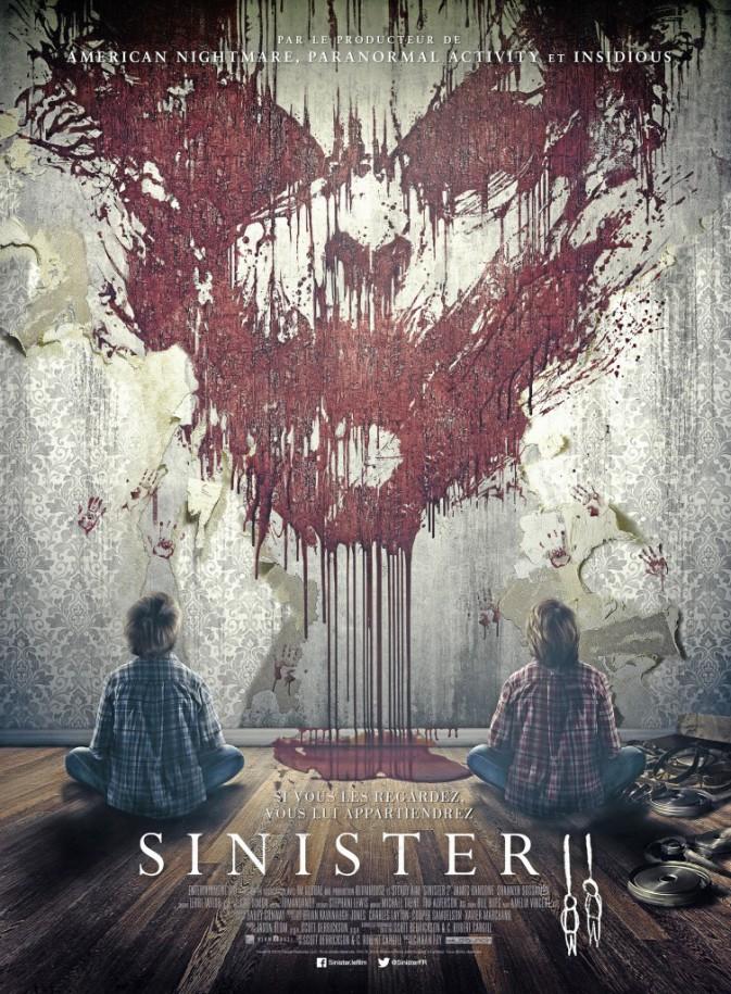 Sinister 2, de Ciaran Foy avec James Ransone et Shannyn Sossamon (1 h 37).