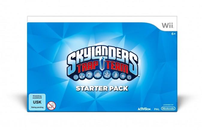 Skylanders Trap Team Starter, Pack Wii. Dès 54 €.
