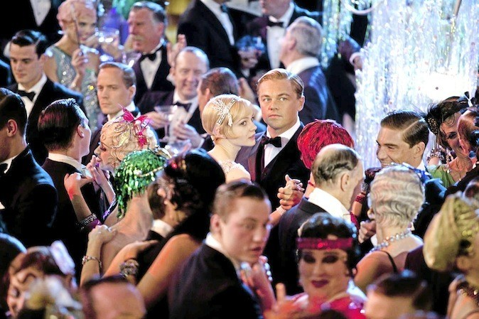 The great Gatsby de Baz Luhrmann