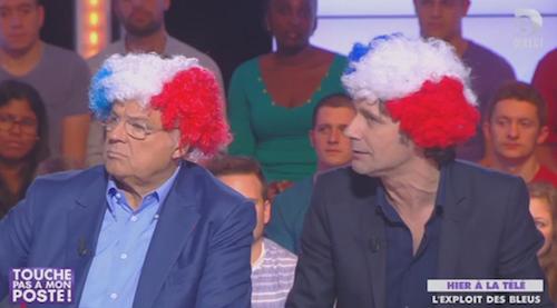 Cyril Hanouna : il l'a fait ! Après la victoire de la France, il est blond !