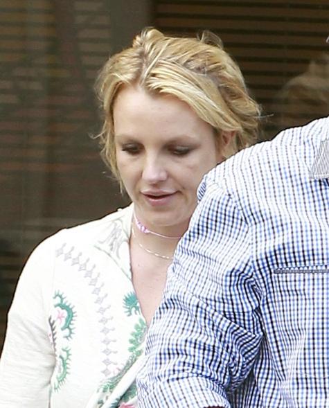 Britney Spears en petite forme !