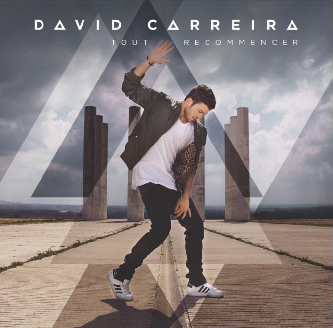"Nouvel opus de David Carreira ""Tour recommencer"""