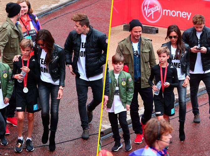 David et Victoria Beckham :