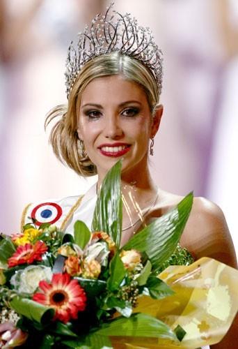 Alexandra Rosenfeld, Miss France 2006 élue le 3 décembre 2005