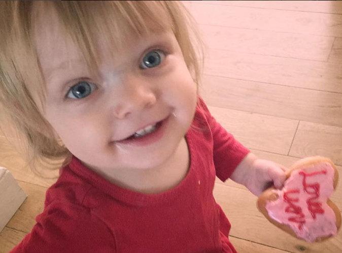 Découvrez à quelle star appartient cette magnifique petite fille !