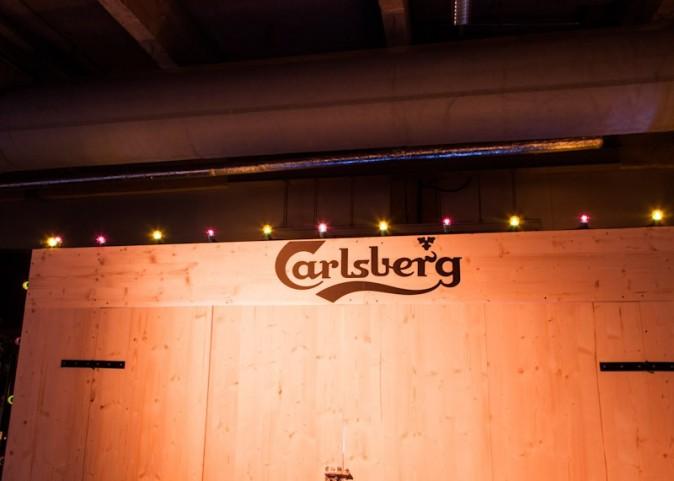La soirée Carlsberg !