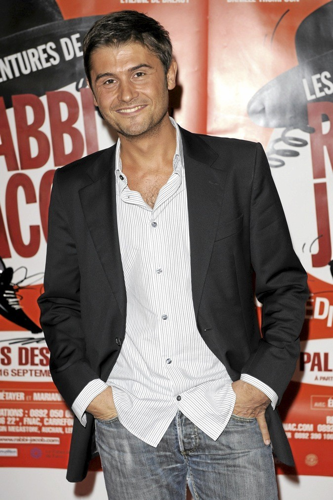 Christophe Beaugrand !