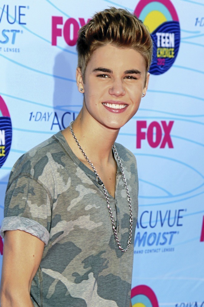 Justin Bieber !