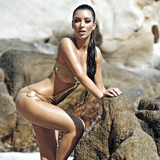 Kim Kardashian : 140 signes de culot !