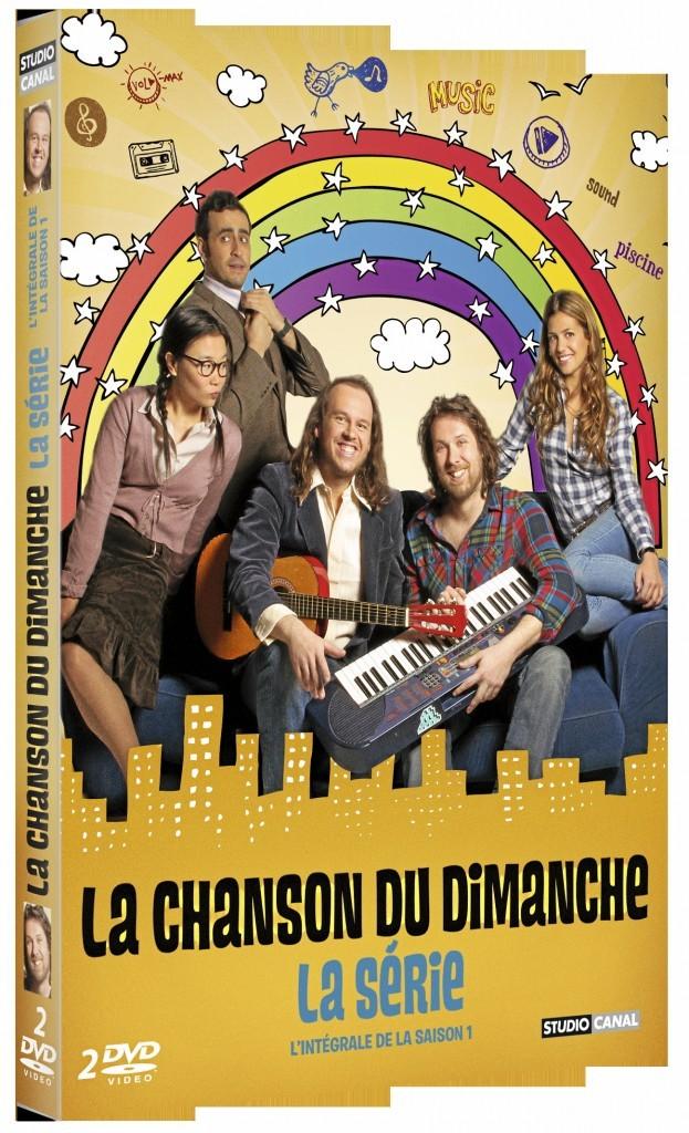 La chanson du dimanche, de et avec Alexandre Castagnetti et Clément Marchand. Studio Canal. 19,99 €.