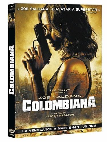 Colombiana d'Olivier Megaton avec Zoe Saldana, Cliff Curtis...