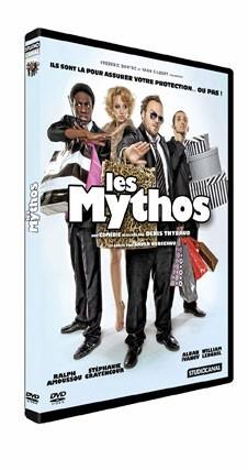 Les mythos de Denis Thybaud avec Stéphanie Crayencour et Ralph Amoussou. DVD et Blu-ray. StudioCanal. 10 €