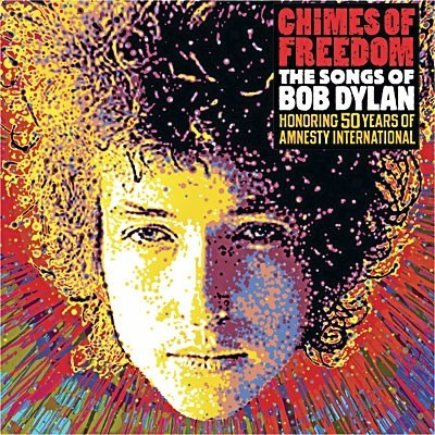 Le CD de la semaine : Chimes of Freedom, The Songs of Bob Dylan, collectif, Amnest International. Universal. 20 € : Génialissime !