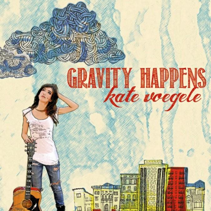"Kate Voegele ""Gravity Happens"" 16€"