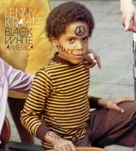 """Lenny Kravitz """"Black and White Amercia"""" 14€"""
