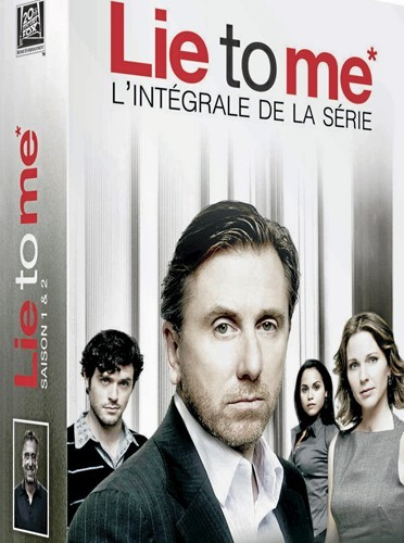 Lie To Me, coffret intégral des saisons 1 & 2 avec Tim Roth, Fox Pathé Europa, 39,99€