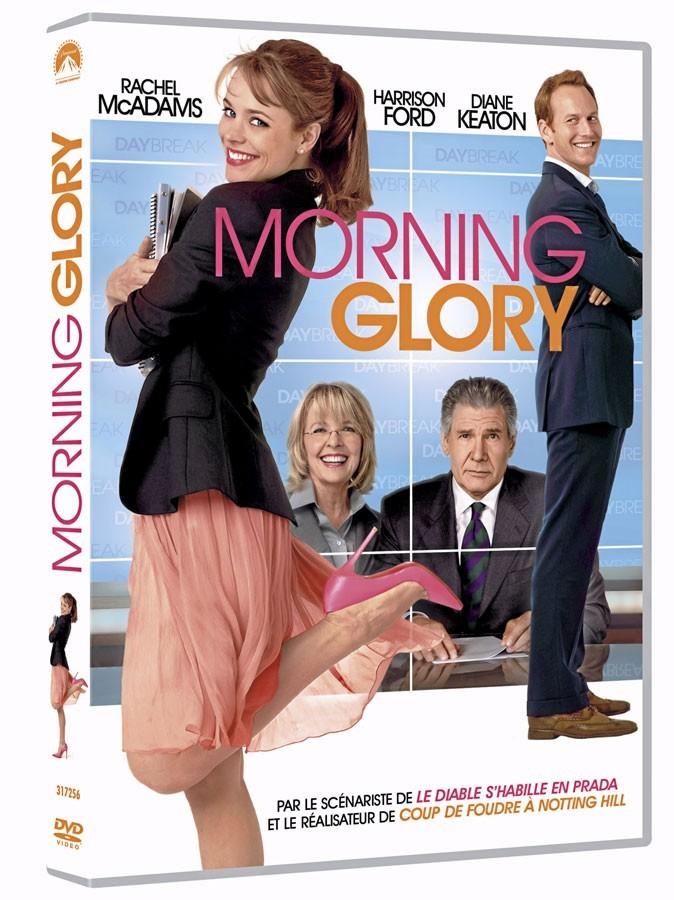 Morning glory en DVD