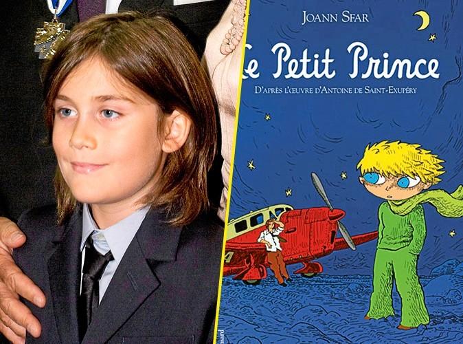 René-Charles, on lui conseille : Le Petit Prince, de Joann Sfar,Gallimard. 19 €.