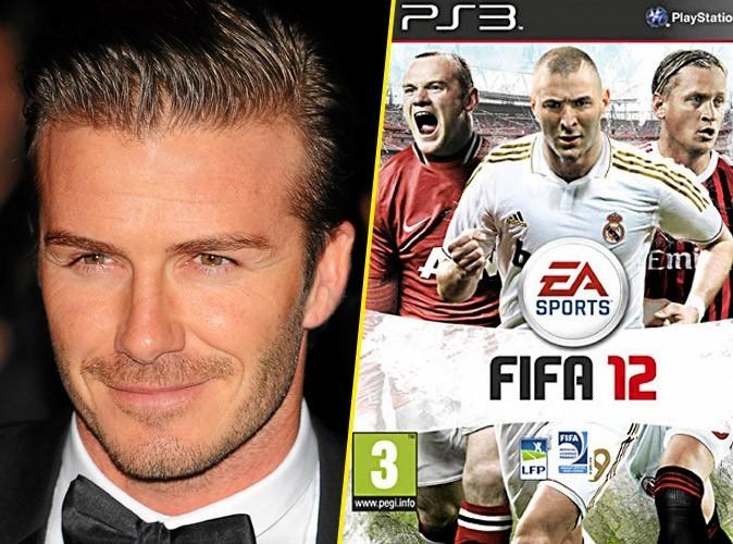David Beckham, on lui conseille :  Fifa 12, jeu sur PS3, Electronic Arts. 50 €.