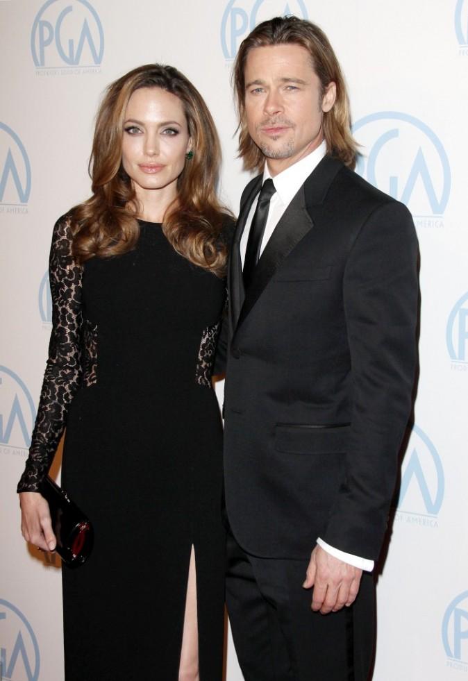 Brad + Angelina = Forever ?