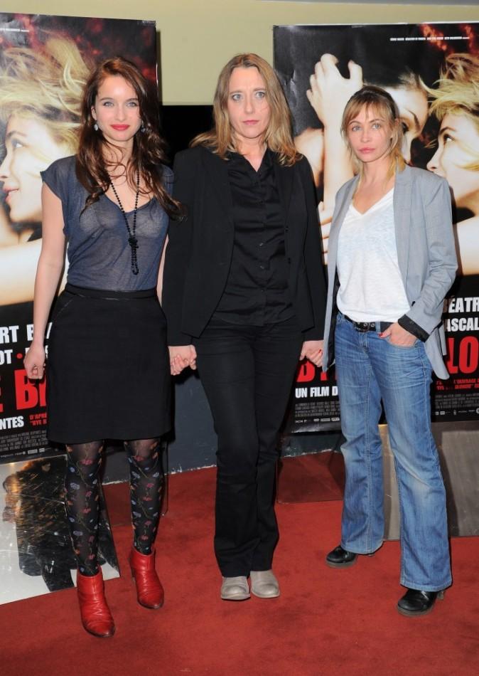 Clara, Virginie et Emmanuelle !
