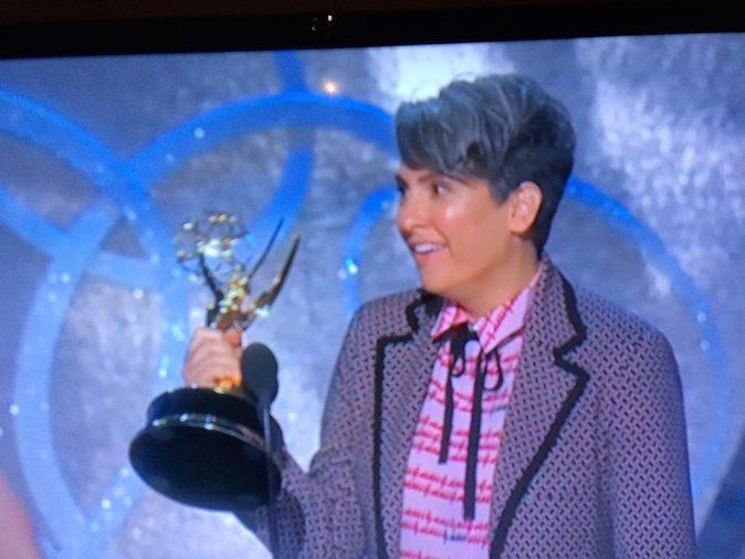Jill Soloway remporte un prix pour Transparent