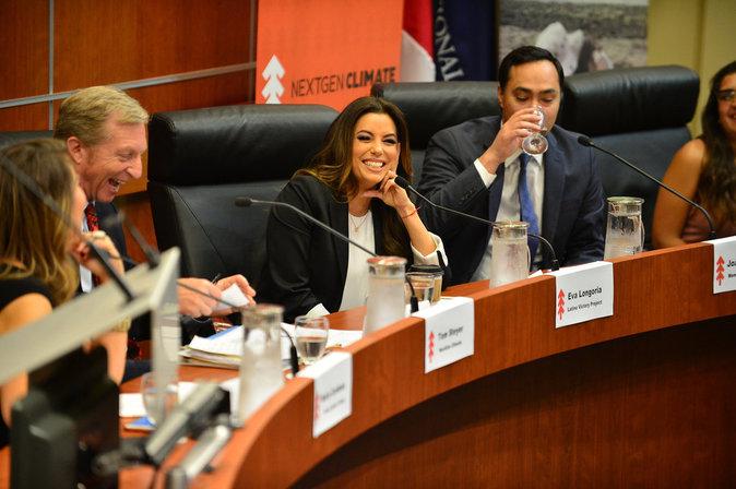 Eva Longoria : elle veut plus de pouvoir politique pour les latinas !